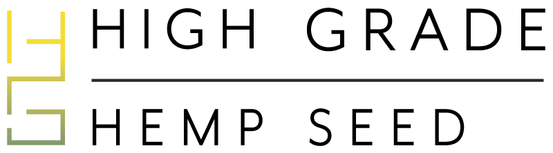 High Grade Hemp Seed Logo