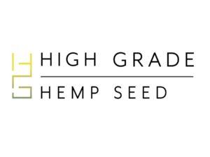 High Grade Hemp Seed Logo iHEMPx