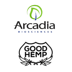 Arcadia Biosciences Good Hemp at iHEMPx
