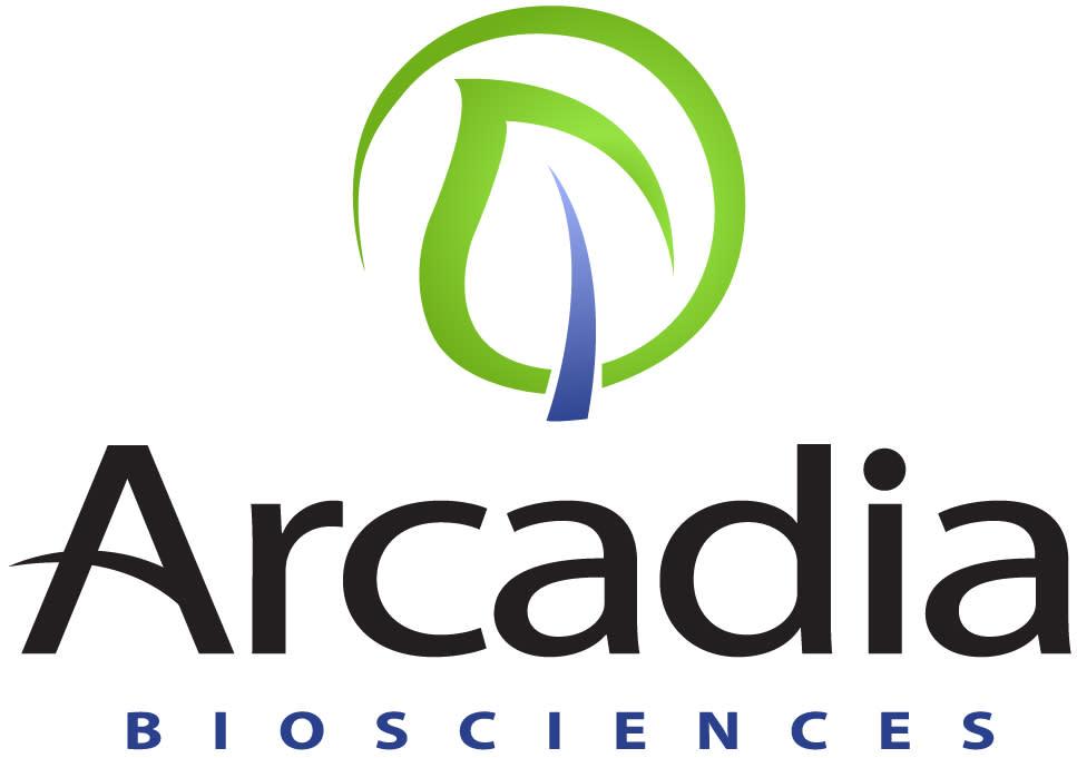 Arcadio Biosciences Logo at iHEMPx
